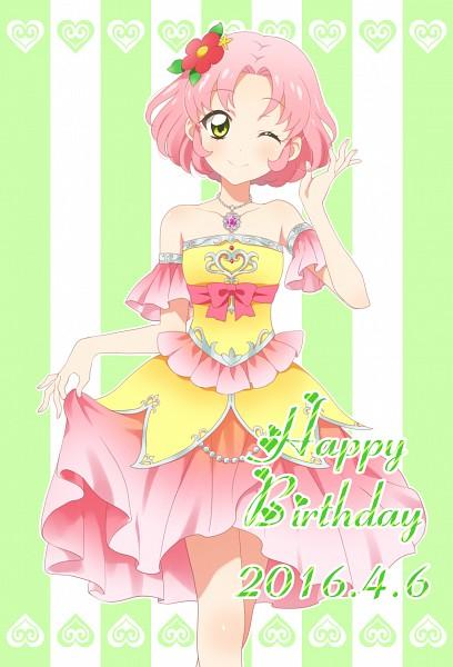 Tags: Anime, Pixiv Id 2494119, Aikatsu!, Kitaouji Sakura, Fanart From Pixiv, Mobile Wallpaper, Pixiv, Fanart