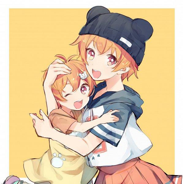 Tags: Anime, Pixiv Id 1386716, BanG Dream! Girls Band Party!, Kitazawa Hagumi, Fanart From Pixiv, Pixiv, Fanart