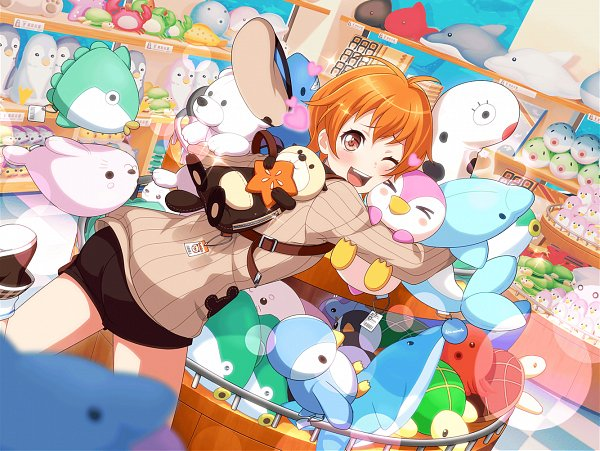 Tags: Anime, Craft Egg, Kitazawa Hagumi, Official Card Illustration, Official Art
