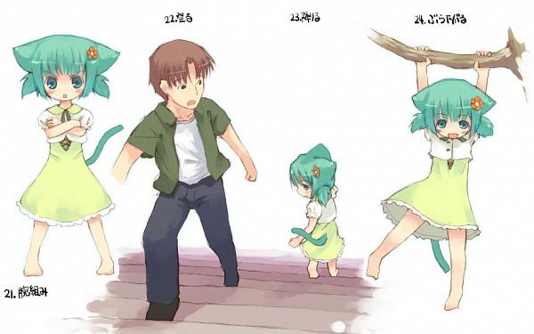 Tags: Anime, Kito, Original, Pixiv