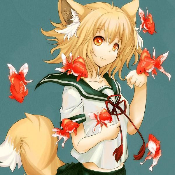 Kitsunemimi (Fox Ears) - Kemonomimi