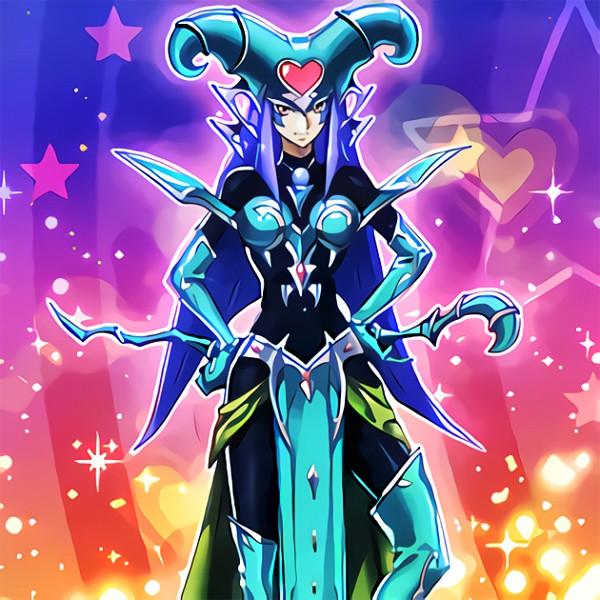 Kiwi Magician Girl - Yu-Gi-Oh!