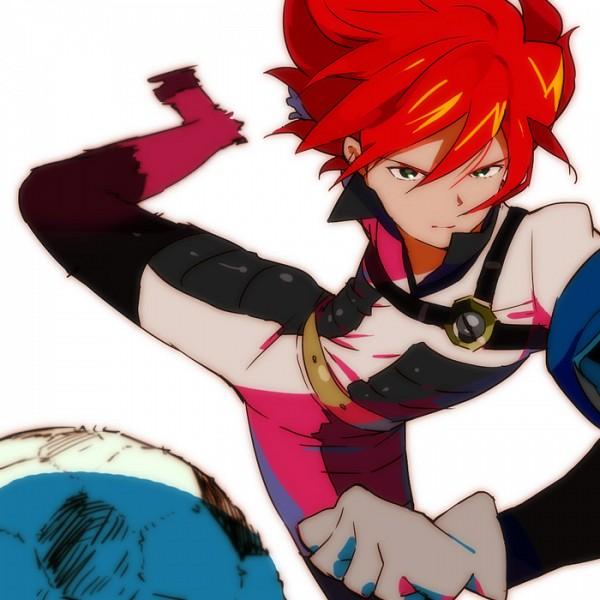Tags: Anime, Uichi, Inazuma Eleven, Kiyama Hiroto, Pixiv, Fanart