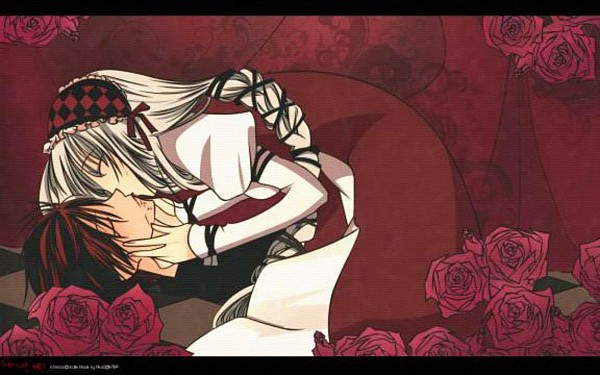 Kiyo Katsuragi - Bloody Kiss