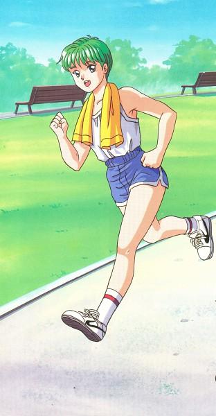 Tags: Anime, Tokimeki Memorial, Kiyokawa Nozomi