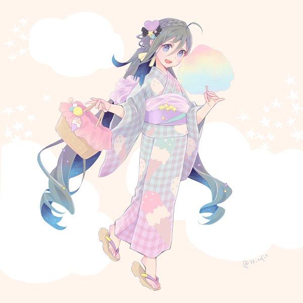 Tags: Anime, Pixiv Id 2785161, Kantai Collection, Kiyoshimo (Kantai Collection), Fanart, Fanart From Pixiv, Pixiv