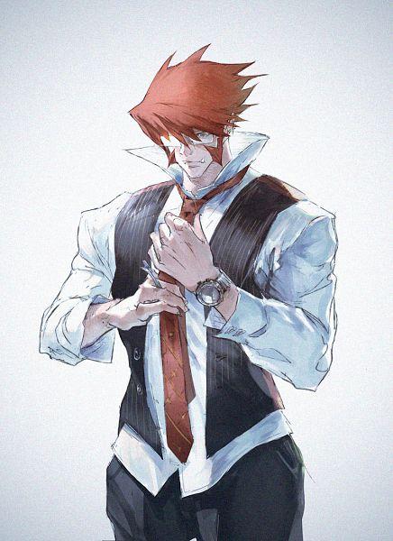 Tags: Anime, Pixiv Id 741735, Kekkai Sensen, Klaus V. Reinherz, Mobile Wallpaper