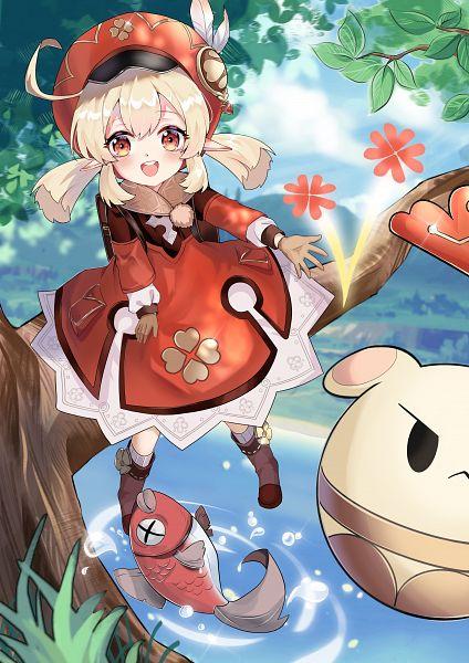 Tags: Anime, Pixiv Id 5819071, Genshin Impact, Klee (Genshin Impact)