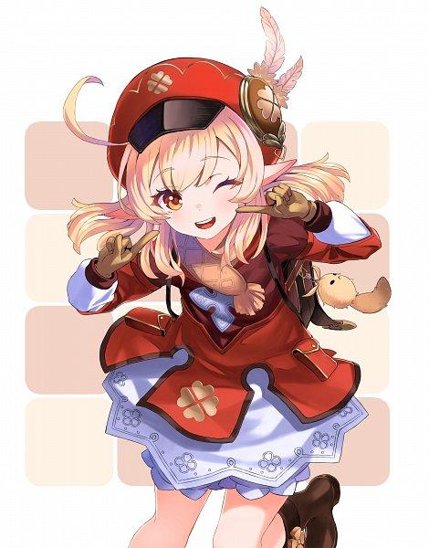 Tags: Anime, Pixiv Id 42730453, Genshin Impact, Klee (Genshin Impact), Pixiv, Fanart, Fanart From Pixiv