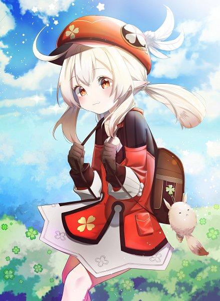 Tags: Anime, Pixiv Id 6904418, Genshin Impact, Klee (Genshin Impact), Trebol, Fanart, Fanart From Pixiv, Pixiv