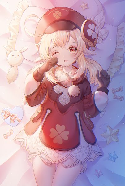Tags: Anime, Makix_, Genshin Impact, Klee (Genshin Impact), Chocolate Box