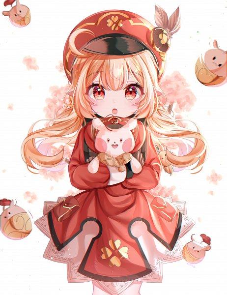 Tags: Anime, HYEYA, Genshin Impact, Klee (Genshin Impact), Fanart From Pixiv, Pixiv, Fanart