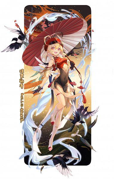 Tags: Anime, Pixiv Id 2042290, Genshin Impact, Klee (Genshin Impact)