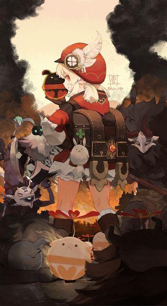 Tags: Anime, Pixiv Id 24092532, Genshin Impact, Klee (Genshin Impact), Explosion