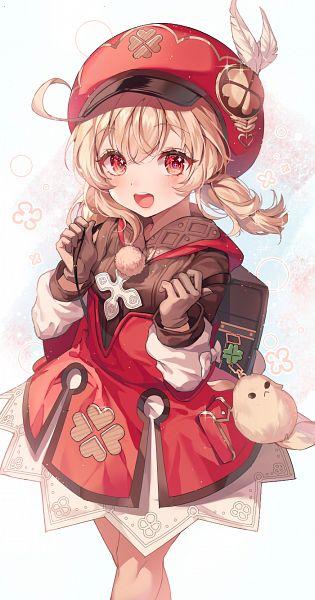 Tags: Anime, ttosom, Genshin Impact, Klee (Genshin Impact), Fanart, Fanart From Pixiv, Pixiv
