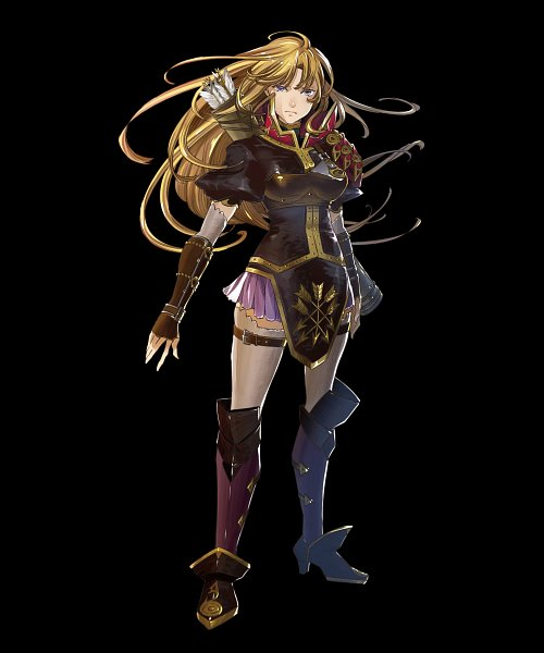 Tags: Anime, Yura (Ub4u), Intelligent Systems, Fire Emblem Heroes, Kleine (Fire Emblem), Quiver, Official Art, Clarisse (fire Emblem)