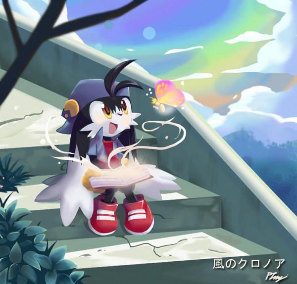 Tags: Anime, Klonoa, Klonoa (Character)