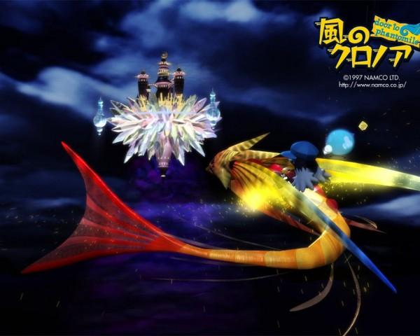 Tags: Anime, Klonoa, Pamela, Huepow, Klonoa (Character)