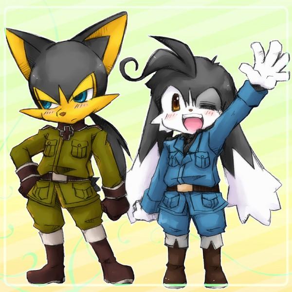 Tags: Anime, Klonoa, Guntz, Klonoa (Character), Germany (Cosplay), North Italy (Cosplay), Artist Request