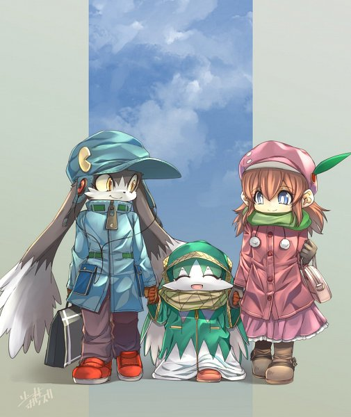 Tags: Anime, Klonoa, Lolo, King Of Sorrow