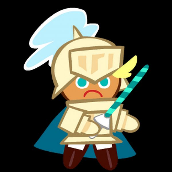 Tags: Anime, Devsisters, Cookie Run, Knight Cookie, Upscale, Official Art