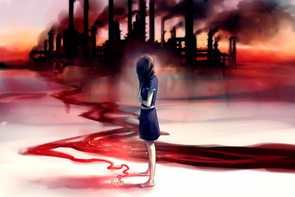 Tags: Anime, Wenqing Yan, Knite, Factory, Original, deviantART