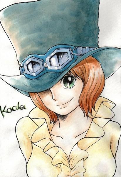 Koala (ONE PIECE) Image #1709280 - Zerochan Anime Image Board
