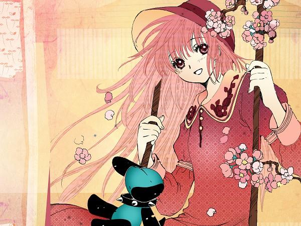 Tags: Anime, Kobato., Ioryogi, Hanato Kobato, Stuffed Dog, Wallpaper