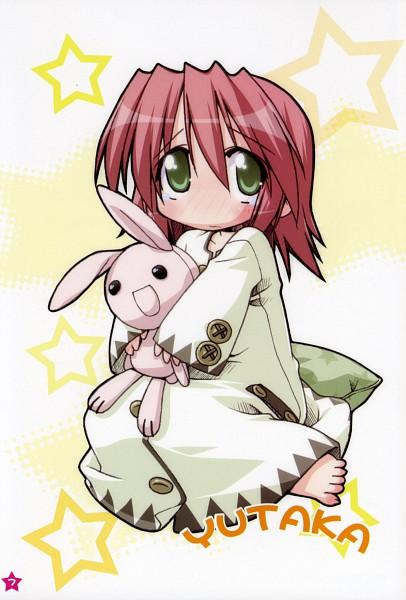 Tags: Anime, Lucky☆Star, Kobayakawa Yutaka
