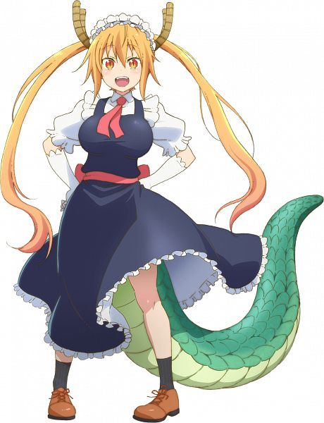 Kobayashi-san Chi no Maid Dragon (Miss Kobayashi's Dragon Maid)