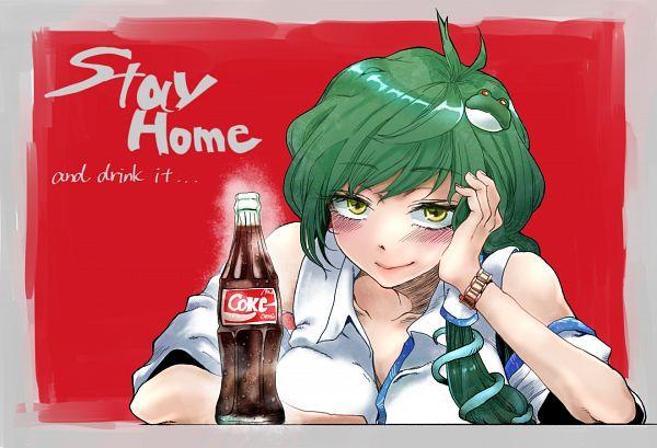 Tags: Anime, Tetsua Rei, Touhou, Kochiya Sanae, Sanae Kochiya