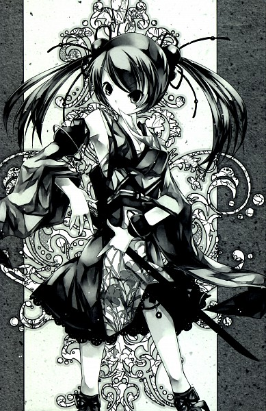 Tags: Anime, Kochou, Spica (Artbook)