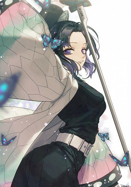 Tags: Anime, Pixiv Id 10088001, Kimetsu no Yaiba, Kochou Shinobu, Fanart From Pixiv, Pixiv, Fanart