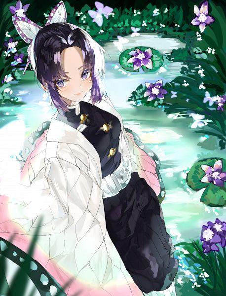 Tags: Anime, kanniiepan, Kimetsu no Yaiba, Kochou Shinobu, Fanart From Pixiv, Pixiv, Fanart