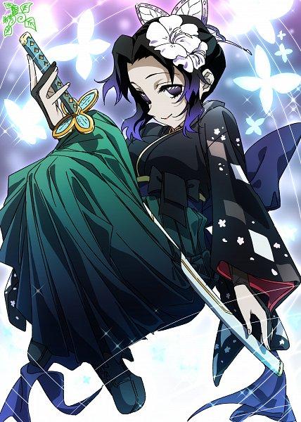 Tags: Anime, Pixiv Id 5518650, Kimetsu no Yaiba, Kochou Shinobu