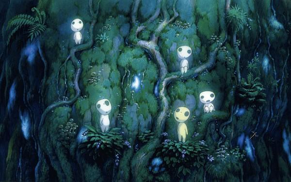 Kodama (Spirit) - Mononoke Hime