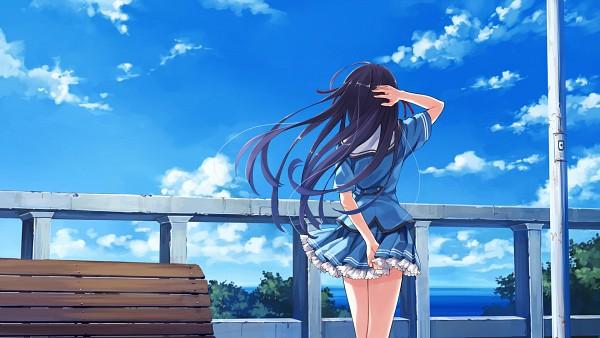 Koga Sayoko - Deep Blue Sky & Pure White Wings