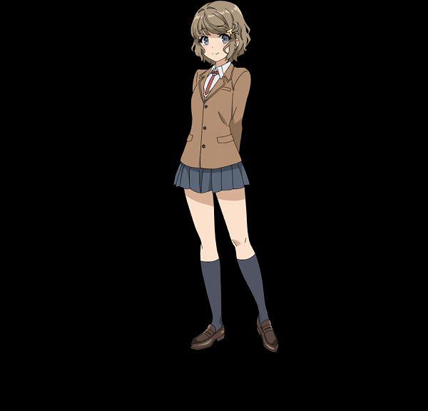 Koga Tomoe - Seishun Buta Yarou Series
