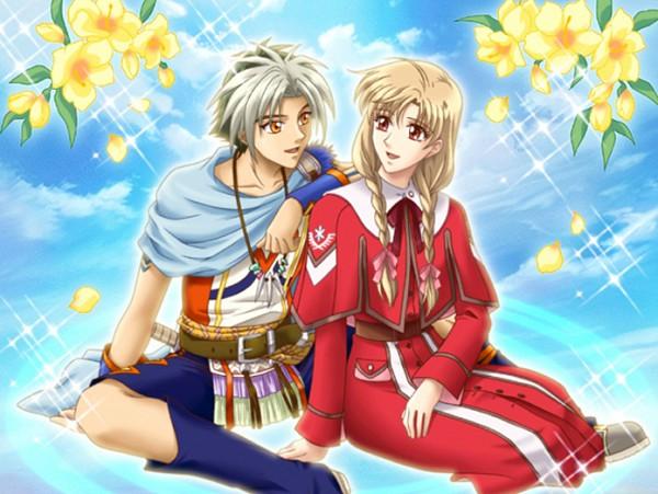 Koi suru tenshi angelique image 384265 zerochan anime for Koi suru tenshi angelique