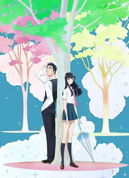 Tags: Anime, Shibata Yuka, WIT STUDIO, Koi wa Ameagari no You ni, Kondou Masami, Tachibana Akira, Key Visual, Official Art