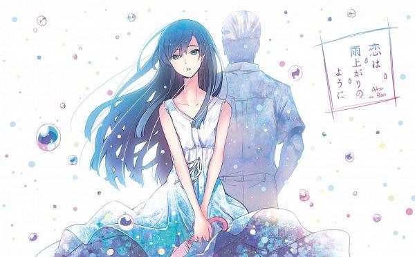 Tags: Anime, Furai, Koi wa Ameagari no You ni, Tachibana Akira, Kondou Masami, Fanart, Fanart From Pixiv, Pixiv