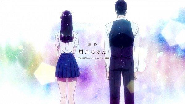 Tags: Anime, Koi wa Ameagari no You ni, Kondou Masami, Tachibana Akira, Age Difference, Wallpaper