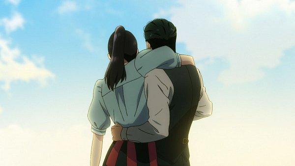 Tags: Anime, Koi wa Ameagari no You ni, Kondou Masami, Age Difference, Screenshot, Official Art