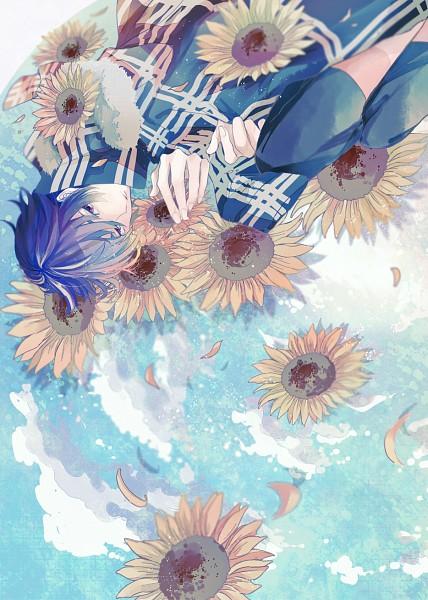Tags: Anime, Pixiv Id 1134735, Shiki, Koide Natsuno, Pixiv, Mobile Wallpaper, Fanart