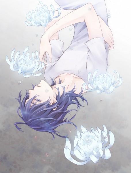 Tags: Anime, Shiki, Koide Natsuno, Chrysanthemum, Pixiv
