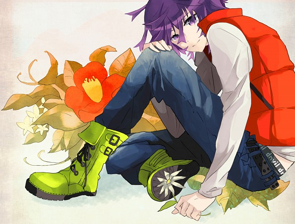 Tags: Anime, Shiki, Koide Natsuno, Daisy (Flower)