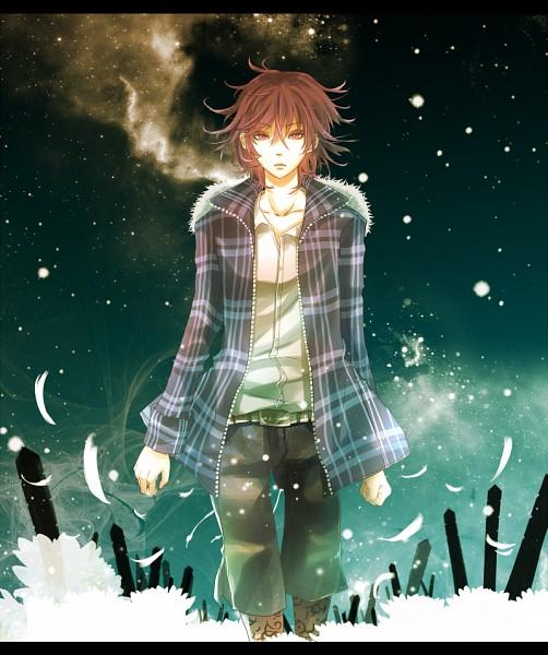 Tags: Anime, Rita (Pixiv28957), Shiki, Koide Natsuno, Pixiv, PNG Conversion, Fanart