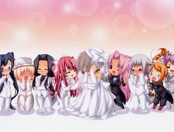 Tags: Anime, BaseSon, Koihime†Musou, Love Princess Unmatched