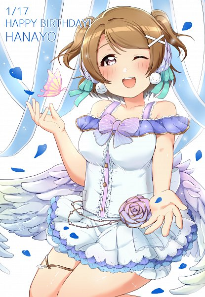 Tags: Anime, Pixiv Id 3245850, Love Live!, Koizumi Hanayo, Pixiv, Fanart, Fanart From Pixiv
