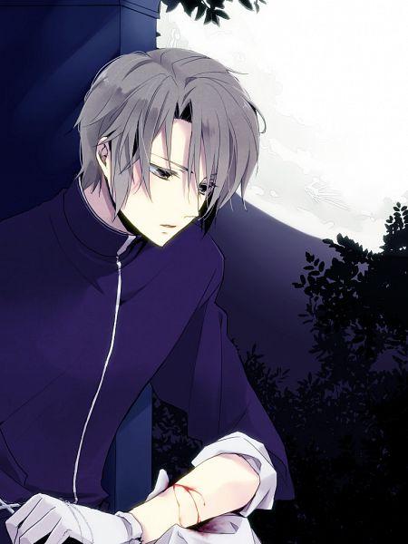 Tags: Anime, Pon De Yomisen, Suzumiya Haruhi no Yuuutsu, Koizumi Itsuki, Scratch, Fanart, Pixiv